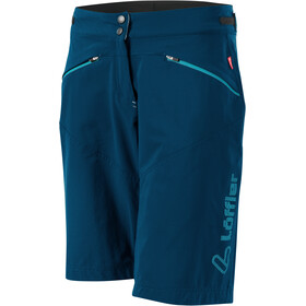 Löffler Montina Comfort Stretch Light Bike Shorts Women navy